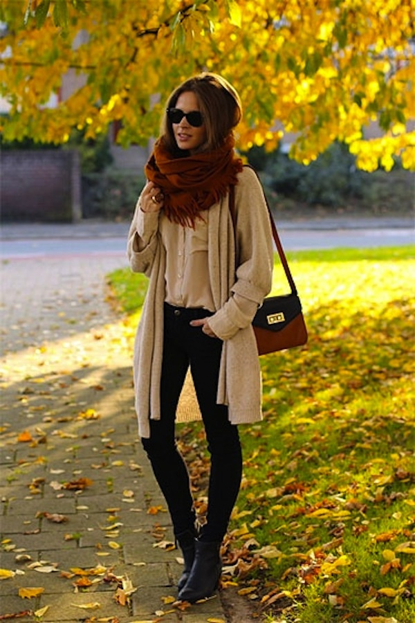 21 Stylish Outfit Ideas for Cold Days (7)