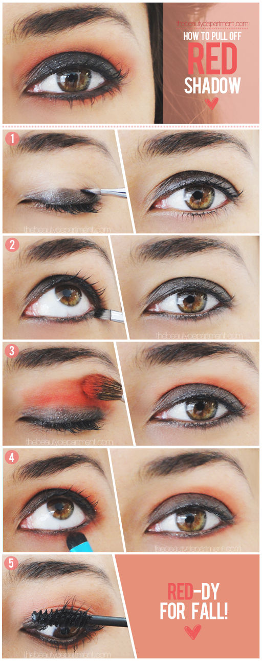 22 Gorgeous Ideas for Perfect Fall Eye Makeup (1)