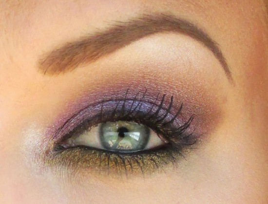22 Gorgeous Ideas for Perfect Fall Eye Makeup (10)