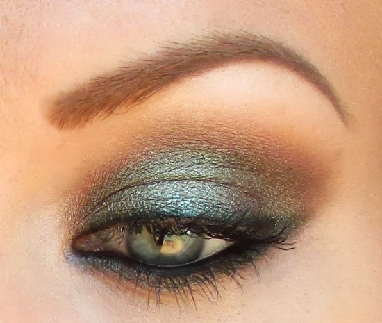 22 Gorgeous Ideas for Perfect Fall Eye Makeup (11)