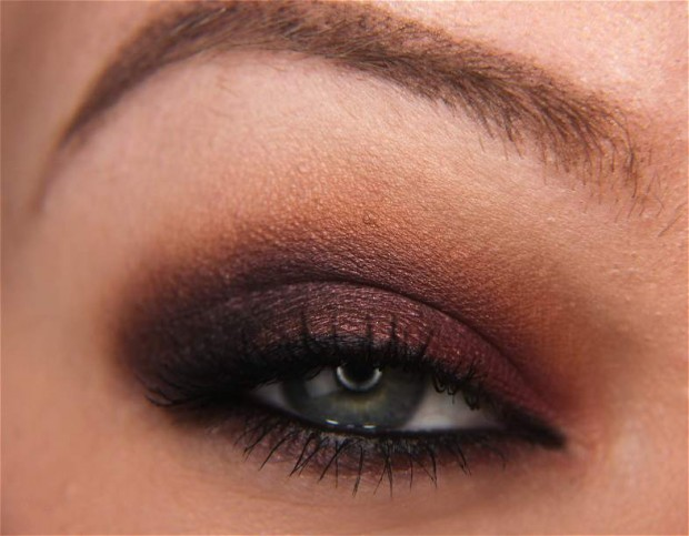 22 Gorgeous Ideas for Perfect Fall Eye Makeup (13)