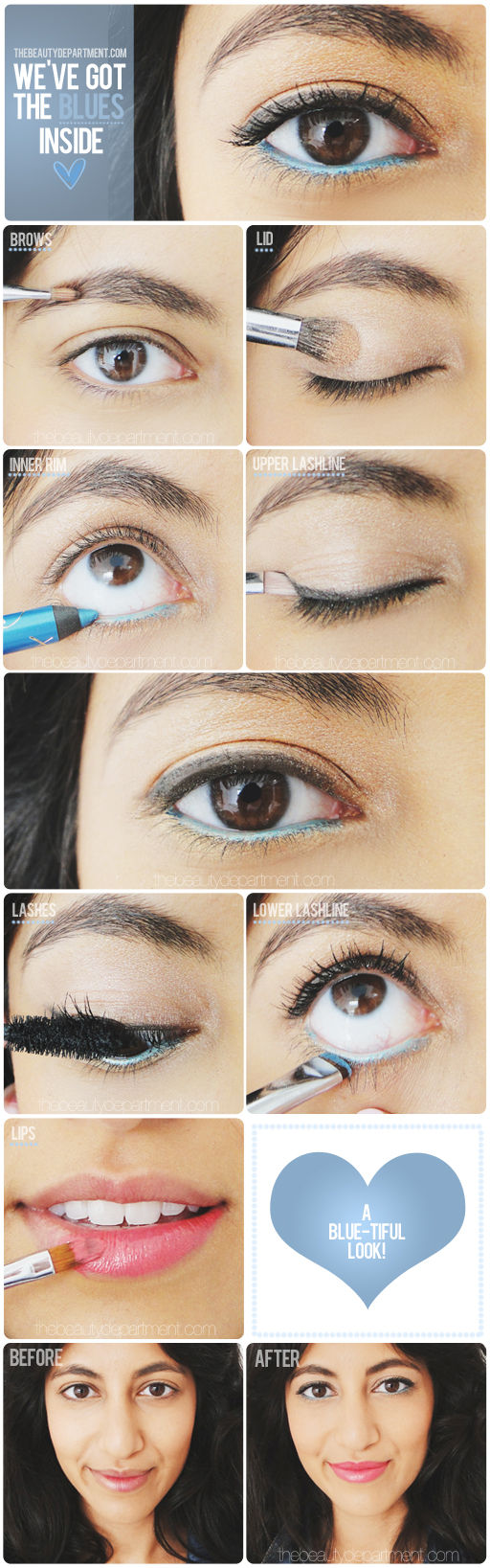 22 Gorgeous Ideas for Perfect Fall Eye Makeup (20)