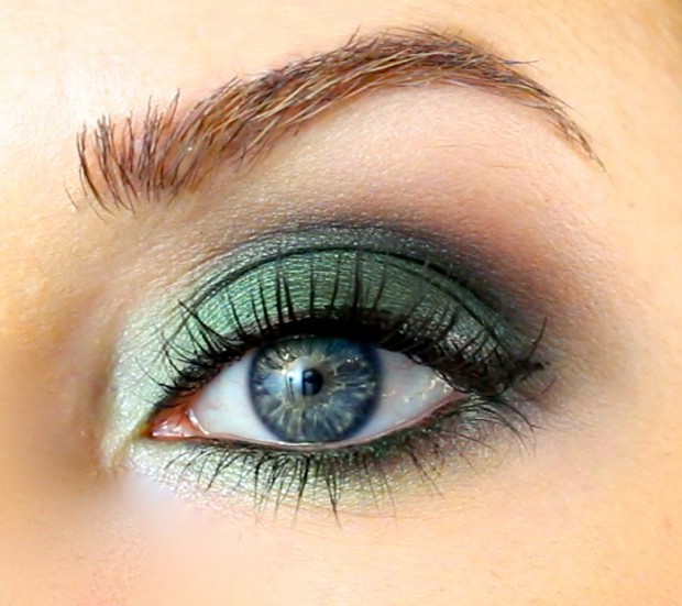22 Gorgeous Ideas for Perfect Fall Eye Makeup (4)