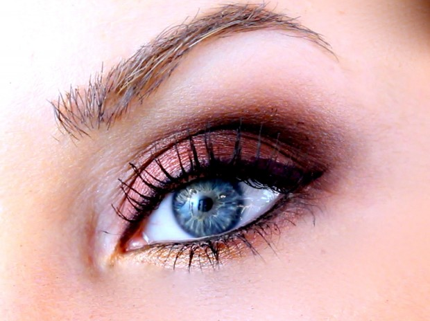 22 Gorgeous Ideas for Perfect Fall Eye Makeup (7)