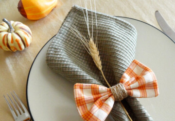 22 Great DIY Napkin Ring Ideas for Every Occasion - Napkin Ring, holidays, diy