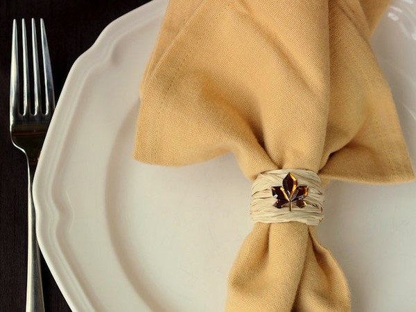 22 Great DIY Napkin Ring Ideas for Every Occasion (14)