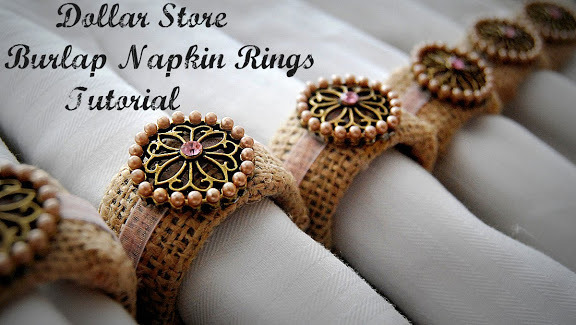 22 Great DIY Napkin Ring Ideas for Every Occasion (15)