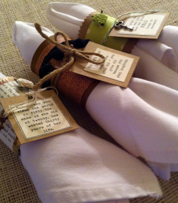22 great diy napkin ring ideas for every occasion style motivation 22 great diy napkin ring ideas for every occasion solutioingenieria Images
