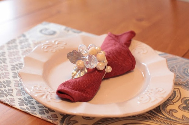 22 Great DIY Napkin Ring Ideas for Every Occasion (21)