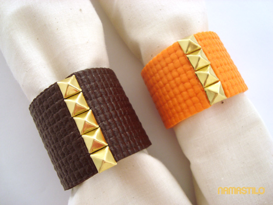 22 Great DIY Napkin Ring Ideas for Every Occasion (3)