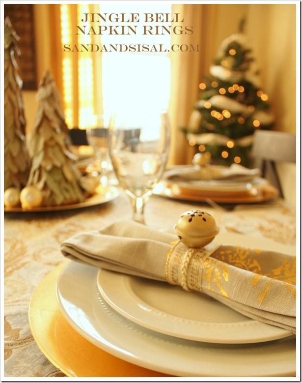 22 Great DIY Napkin Ring Ideas for Every Occasion (7)