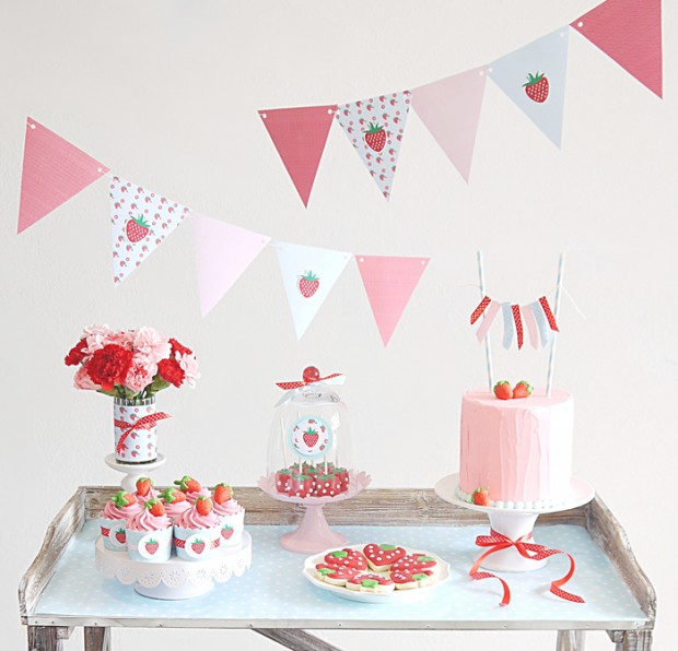 23 Cute and Fun Kids Birthday Party Decoration Ideas (1)
