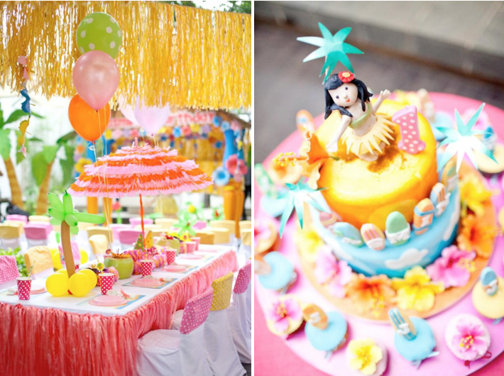 22 Cute and Fun Kids Birthday Party Decoration Ideas - Style
