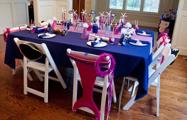 23 Cute and Fun Kids Birthday Party Decoration Ideas (10)