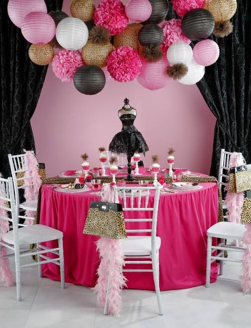 22 cute and fun kids birthday party decoration ideas for Home sweet home party decorations