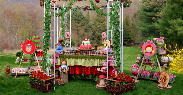 23 Cute and Fun Kids Birthday Party Decoration Ideas (15)