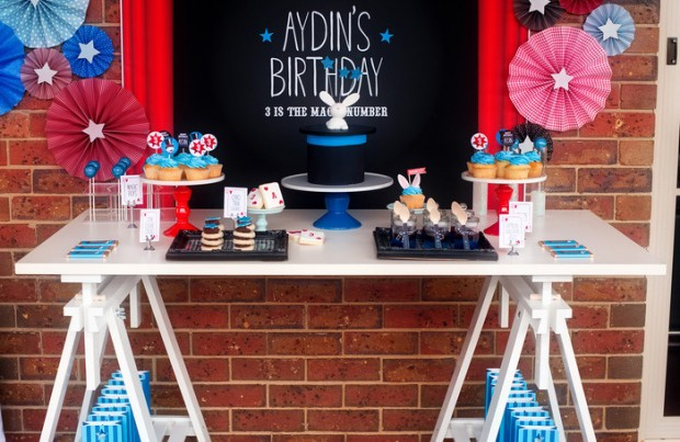 23 Cute and Fun Kids Birthday Party Decoration Ideas (17)