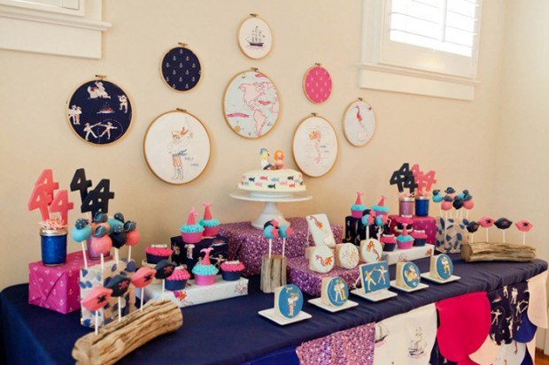 23 Cute and Fun Kids Birthday Party Decoration Ideas (18)