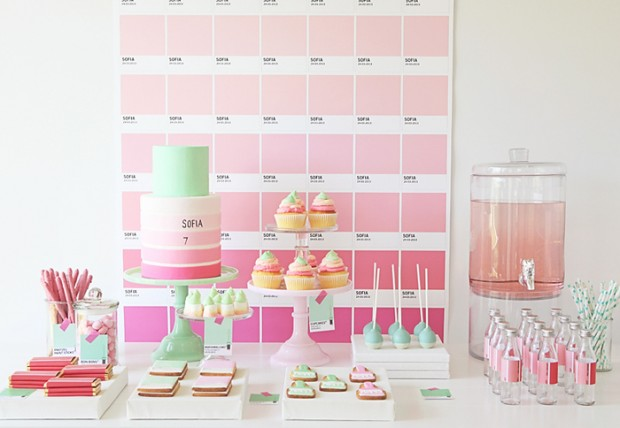 23 Cute and Fun Kids Birthday Party Decoration Ideas (19)