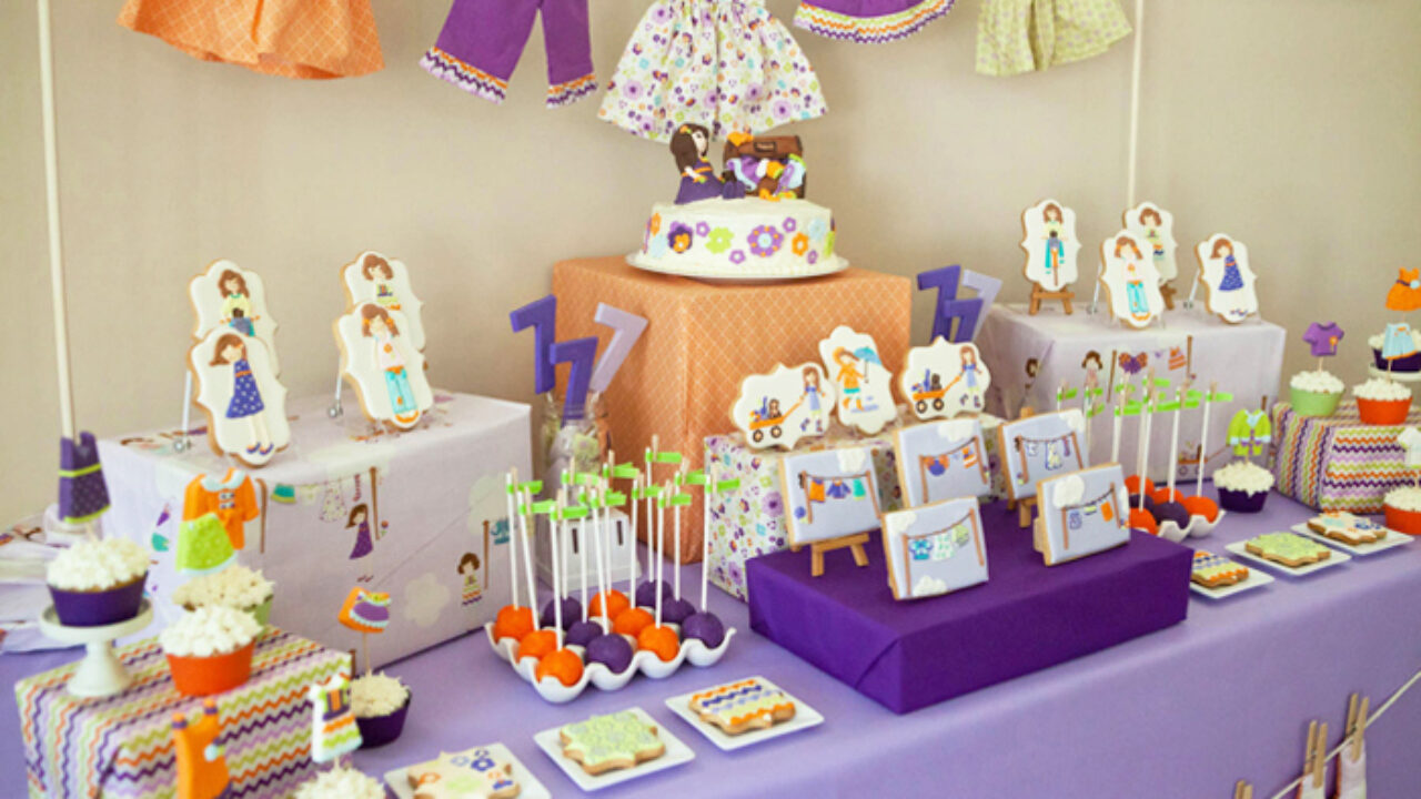 22 Cute and Fun Kids Birthday Party Decoration Ideas , Style