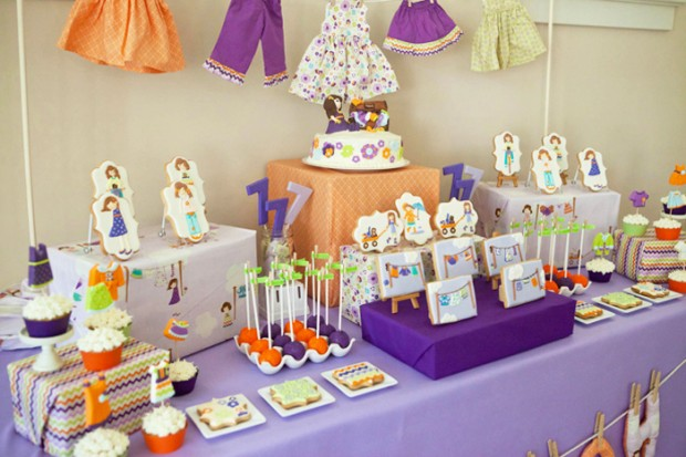 23 Cute and Fun Kids Birthday Party Decoration Ideas (20)