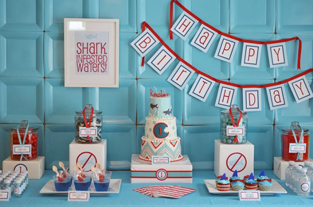 23 Cute and Fun Kids Birthday Party Decoration Ideas (22)