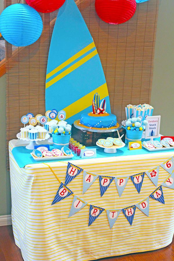 23 Cute and Fun Kids Birthday Party Decoration Ideas (3)