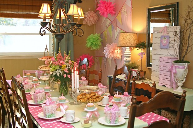 23 Cute and Fun Kids Birthday Party Decoration Ideas (6)