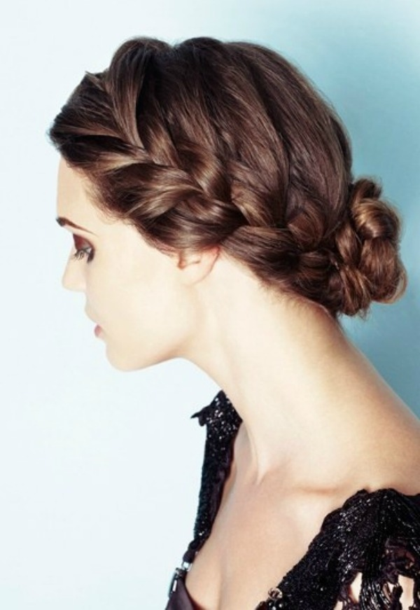 23 Gorgeous Hairstyle Ideas and Tutorials that can be done in 10 minutes  (1)