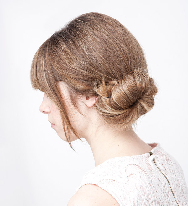 23 Gorgeous Hairstyle Ideas and Tutorials that can be done in 10 minutes  (5)