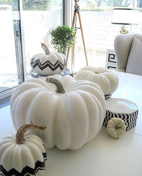 23 Great Fall Decoration Ideas with Pumpkins (12)