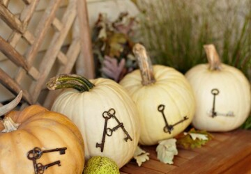 23 Great Fall Decoration Ideas with Pumpkins - Pumpkins, Fall, Decoration Ideas