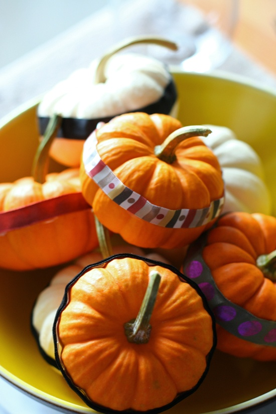 23 Great Fall Decoration Ideas with Pumpkins (4)