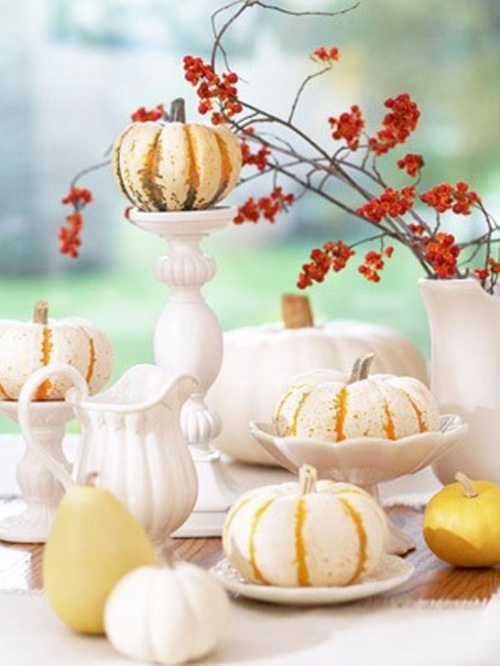 23 Great Fall Decoration Ideas with Pumpkins (6)