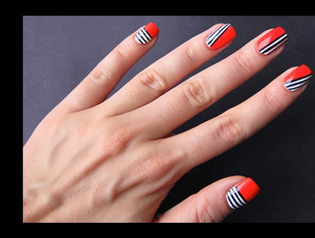 23 Popular Nail Art Ideas for This Season (13)