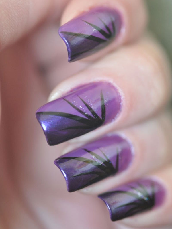 23 Popular Nail Art Ideas for This Season (14)