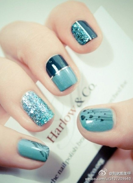 23 Popular Nail Art Ideas for This Season (5)