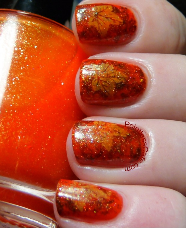 23 Popular Nail Art Ideas for This Season (8)
