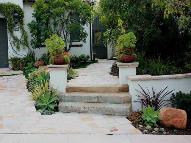 24 Beautiful Small Front Yard Garden Design Ideas (2)