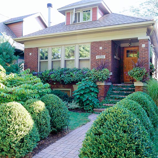 28 Beautiful Small Front Yard Garden Design Ideas - Style Motivation