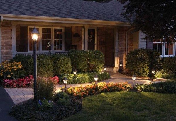 Back yard landscape design small house trend home design for Small front garden ideas