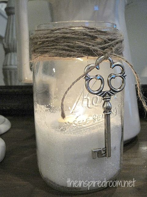 24 Great DIY Decorating Ideas with Mason Jars (10)