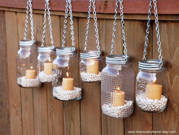 24 Great DIY Decorating Ideas with Mason Jars (19)