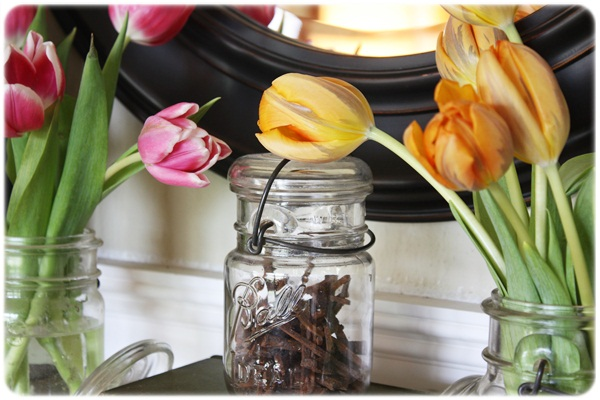 24 Great DIY Decorating Ideas with Mason Jars (4)