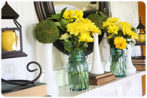 24 Great DIY Decorating Ideas with Mason Jars (5)