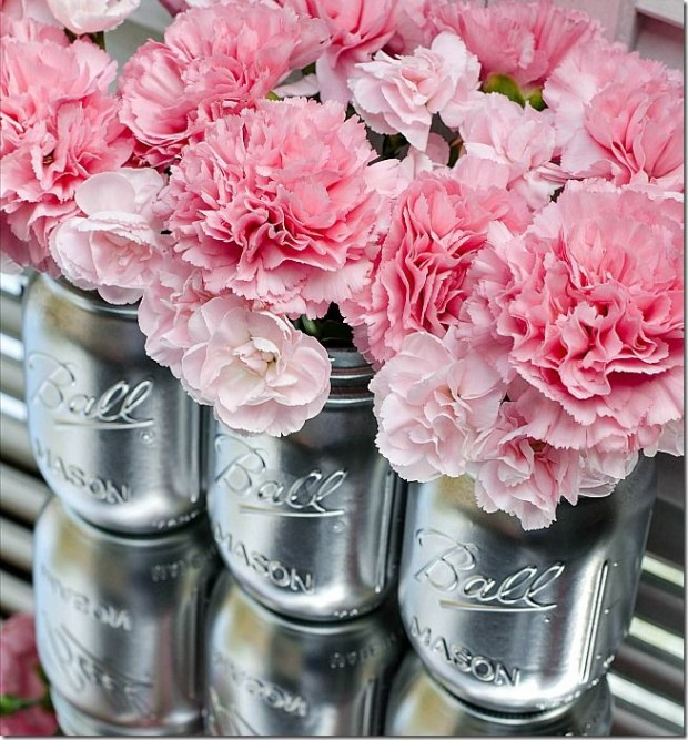 25 Creative Diy Home Decor Ideas You Should Try: 25 Creative And Useful DIY Ideas With Mason Jars