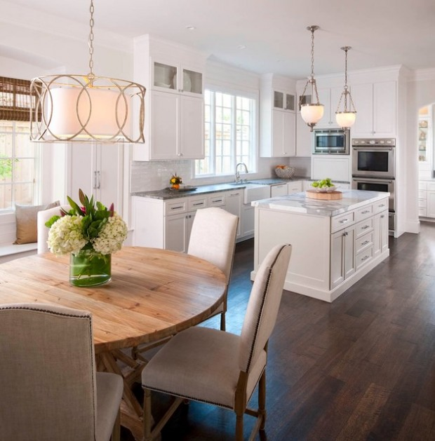 24 Great Kitchen Design Ideas in Traditional style (1)