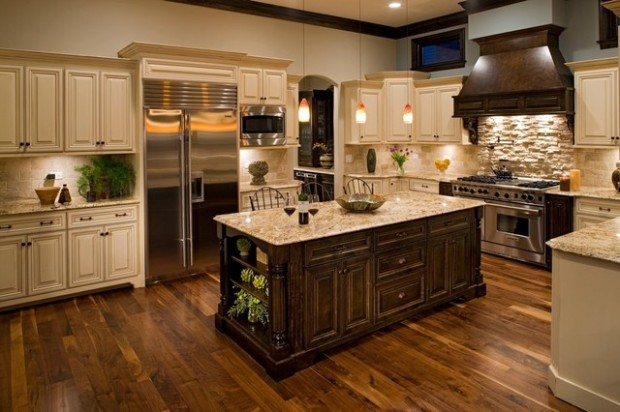 24 Great Kitchen Design Ideas in Traditional style (10)