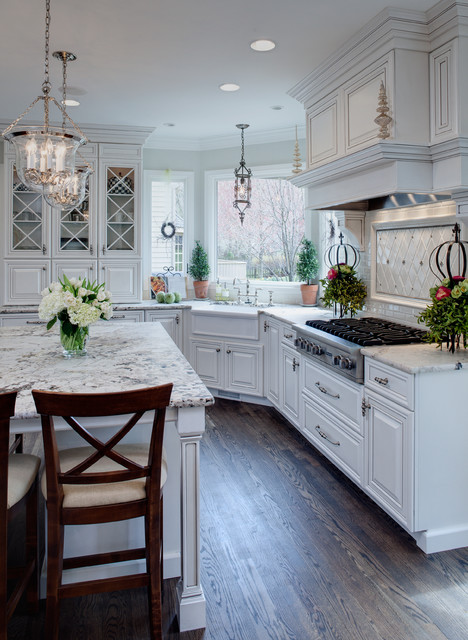 24 Great Kitchen Design Ideas in Traditional style (12)