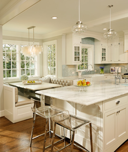 24 Great Kitchen Design Ideas in Traditional style (13)